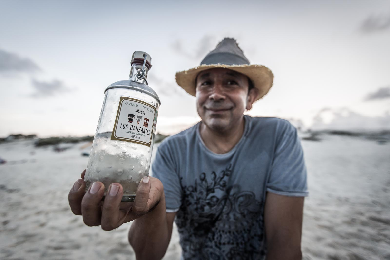 The Dancers mezcal will make you dance! Thanks Leon, for sharing with us your city, home, beach, art, and more.
