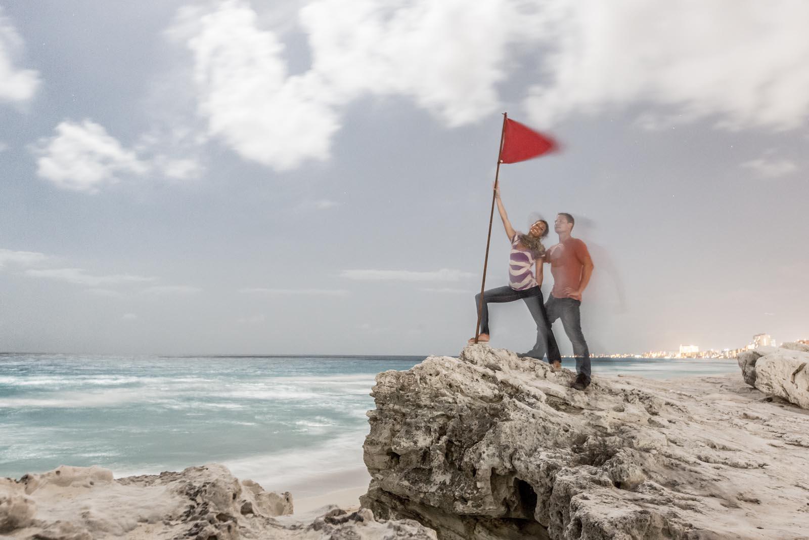 We conquered Cancun!